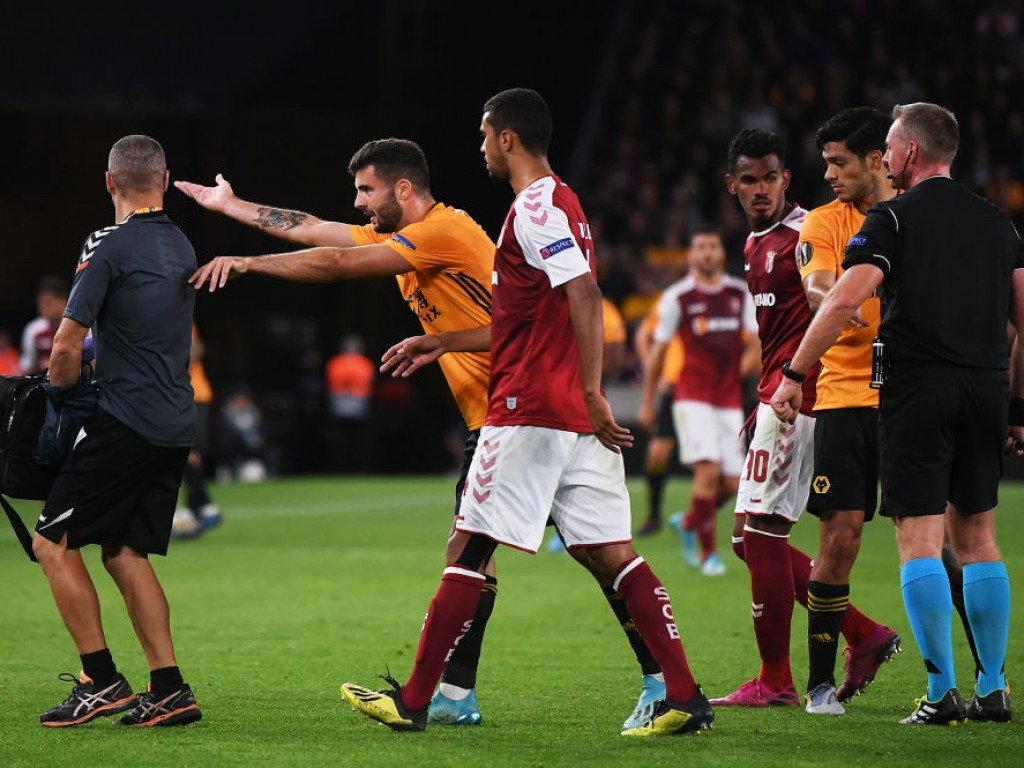Nuno demands more from Wolves after Braga defeat