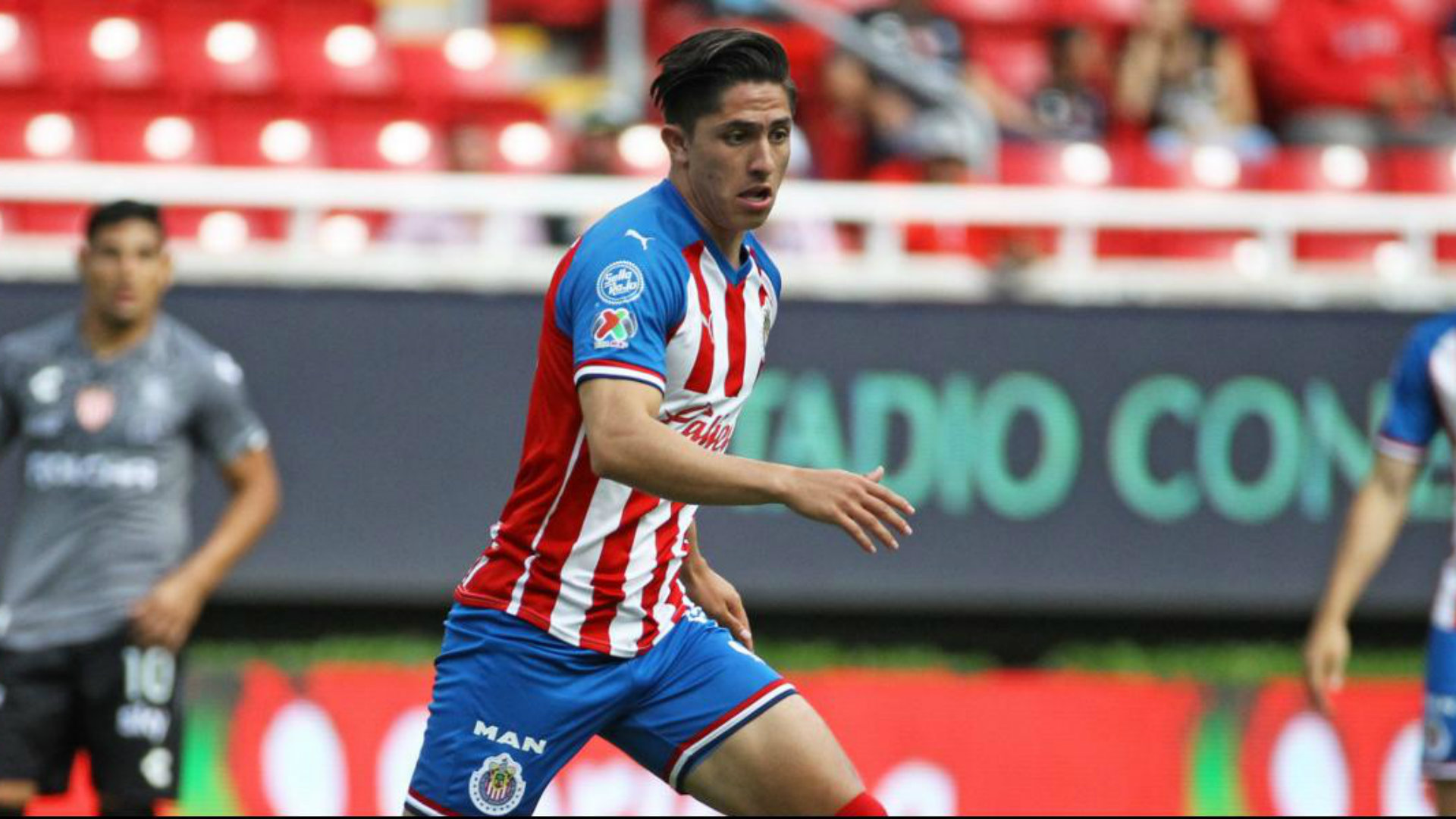 Alan Cervantes dreaming of Chivas title and European move