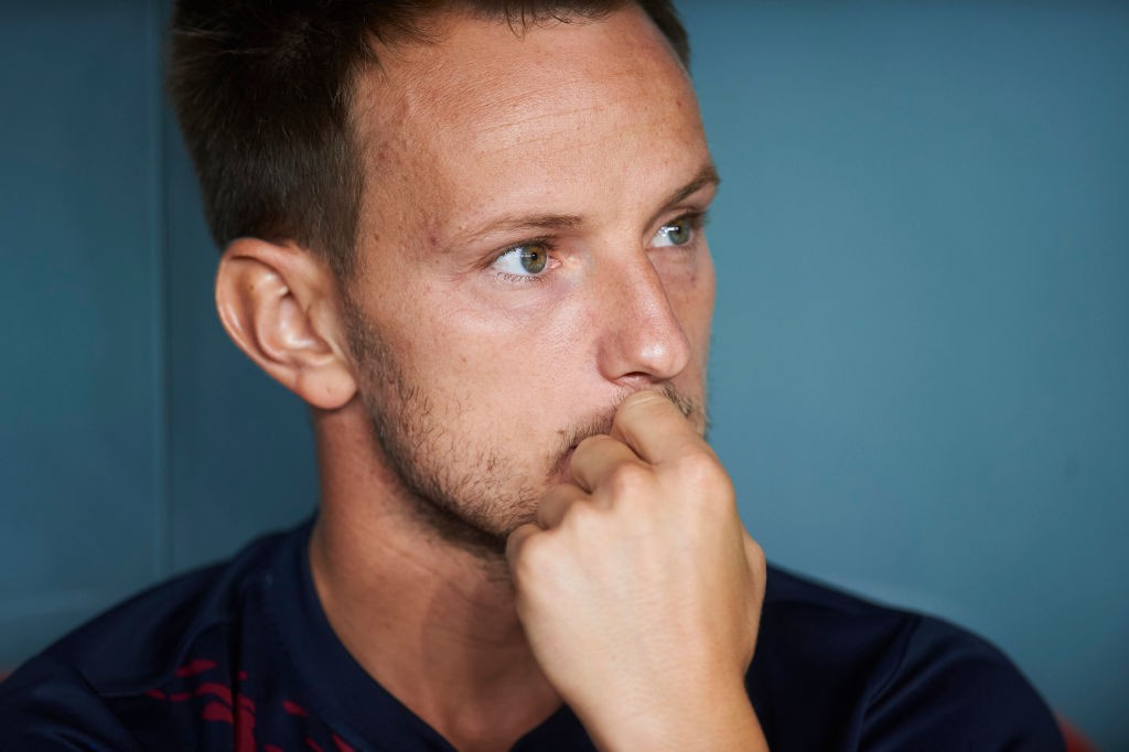 Ivan Rakitić says he will must leave Barcelona if he doesn't play more