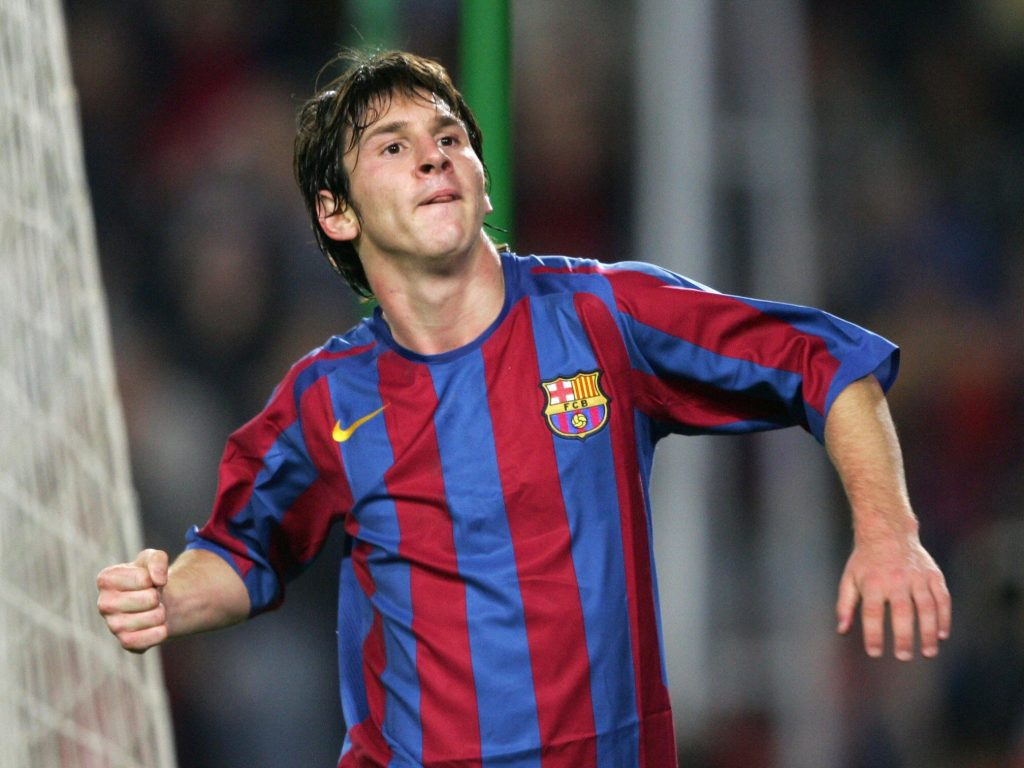 🎥 On this day: Lionel Messi changes the game with his debut in 2004