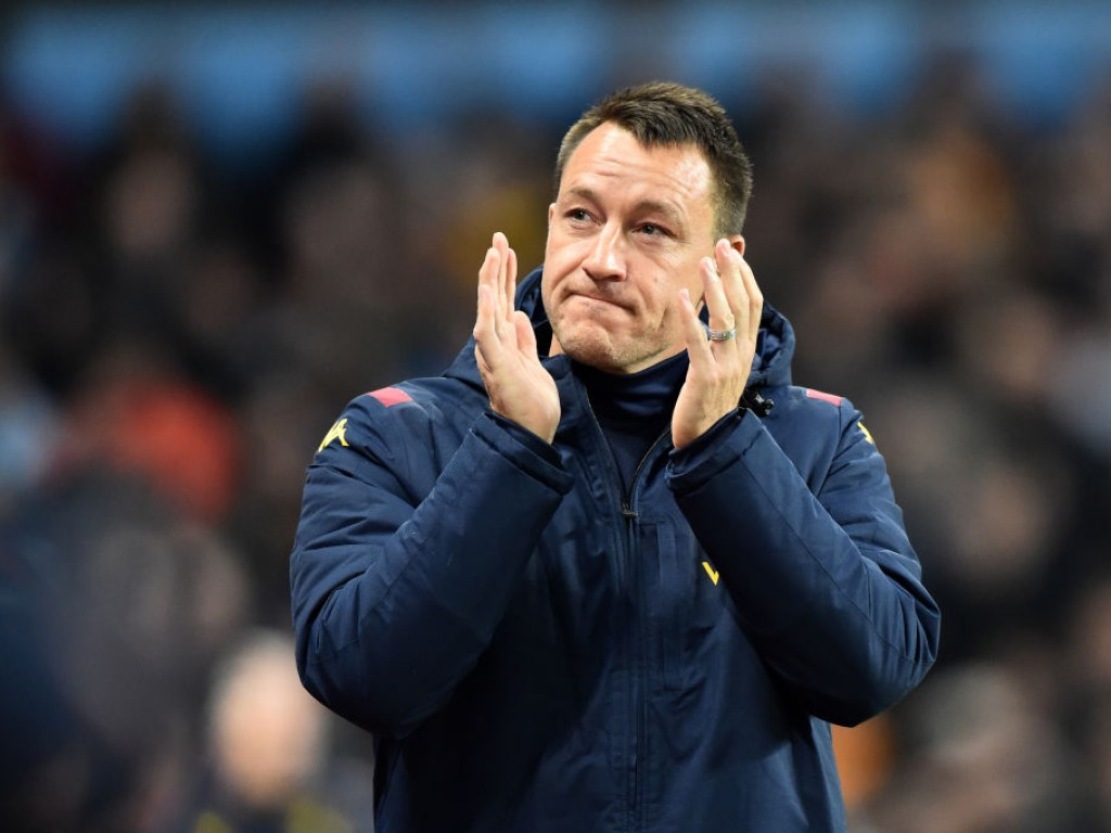 John Terry linked with vacant Hearts managerial position - Onefootball