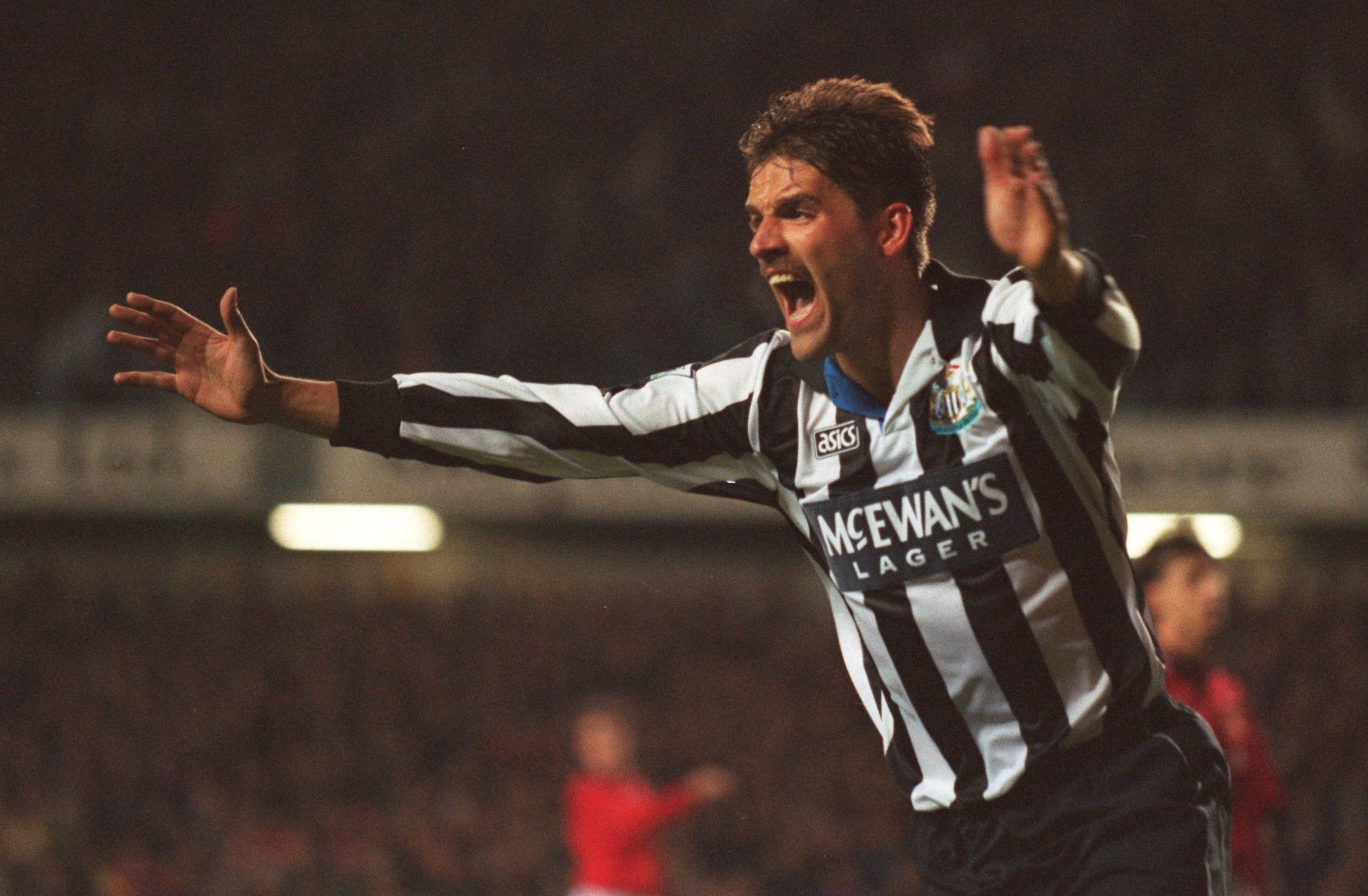 Philippe Albert reflects on his time at Newcastle - Onefootball