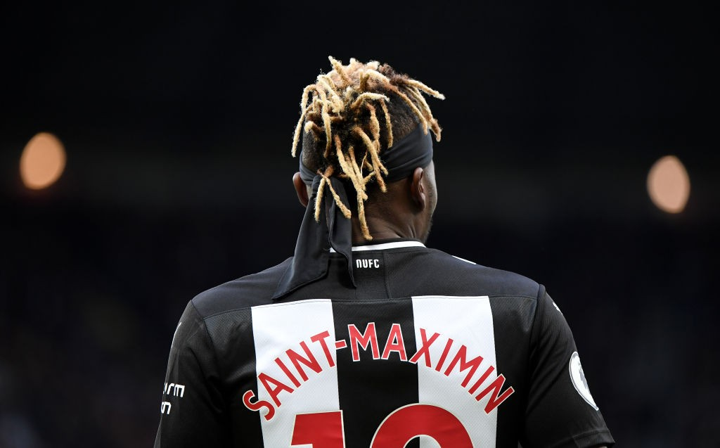 🎥 This Allan Saint-Maximin skills compilation is top notch - Onefootball
