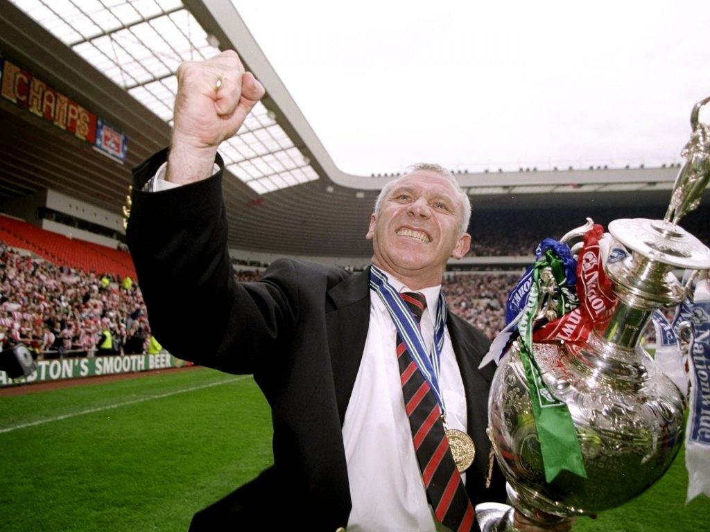 Peter Reid's pick for his best Sunderland moment is a big surprise - Onefootball