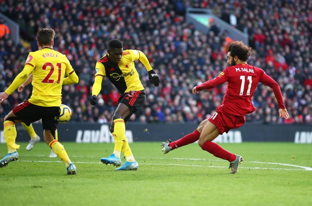 Liverpool Watford