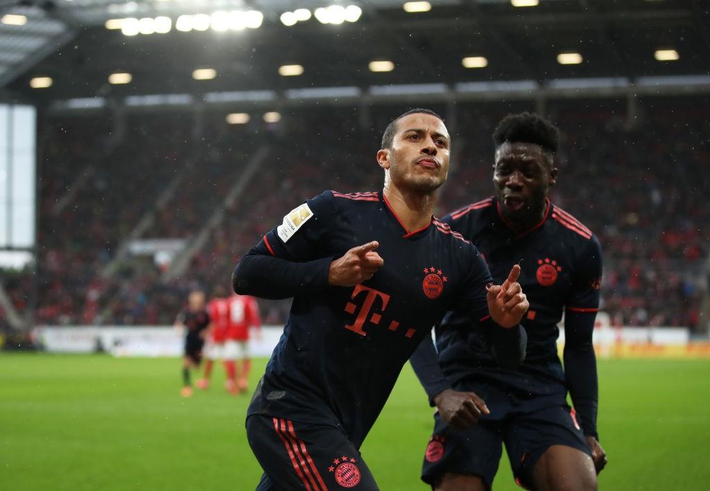 Bayern Gegen Mainz 2021