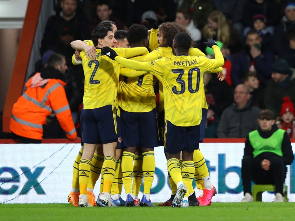 Arsenal and Burnley name starting XIs for Sunday clash