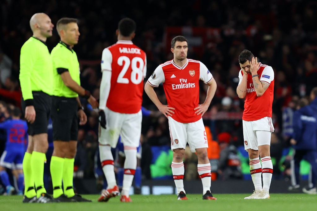Arteta: Arsenal transfer plans affected without Champions League
