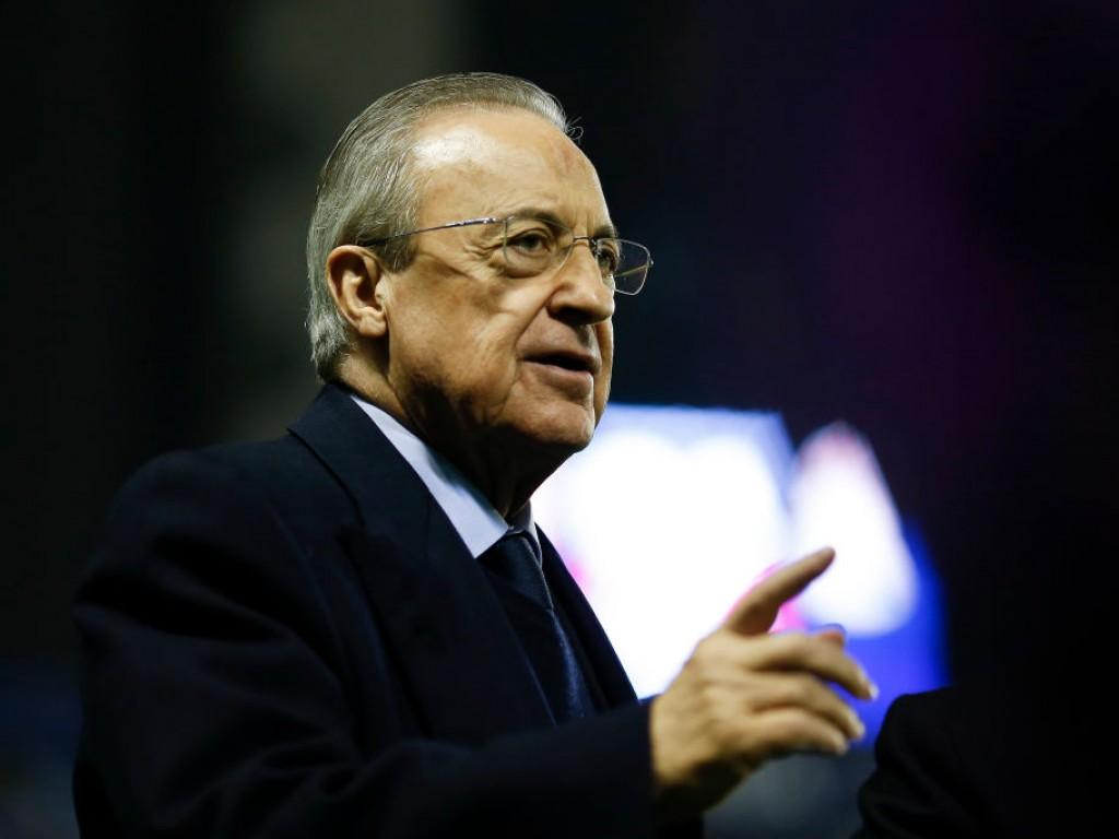 Florentino Perez promises stadium tribute to Lorenzo Sanz