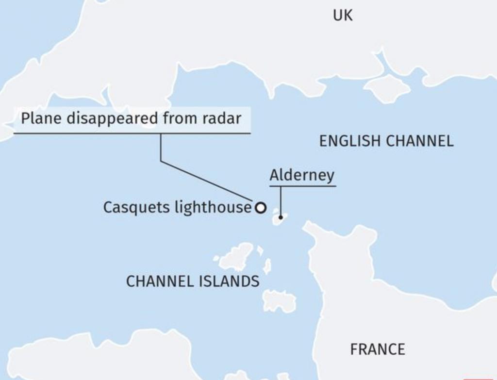 Update: Flugzeug mit Premier-League-Spieler verschwunden