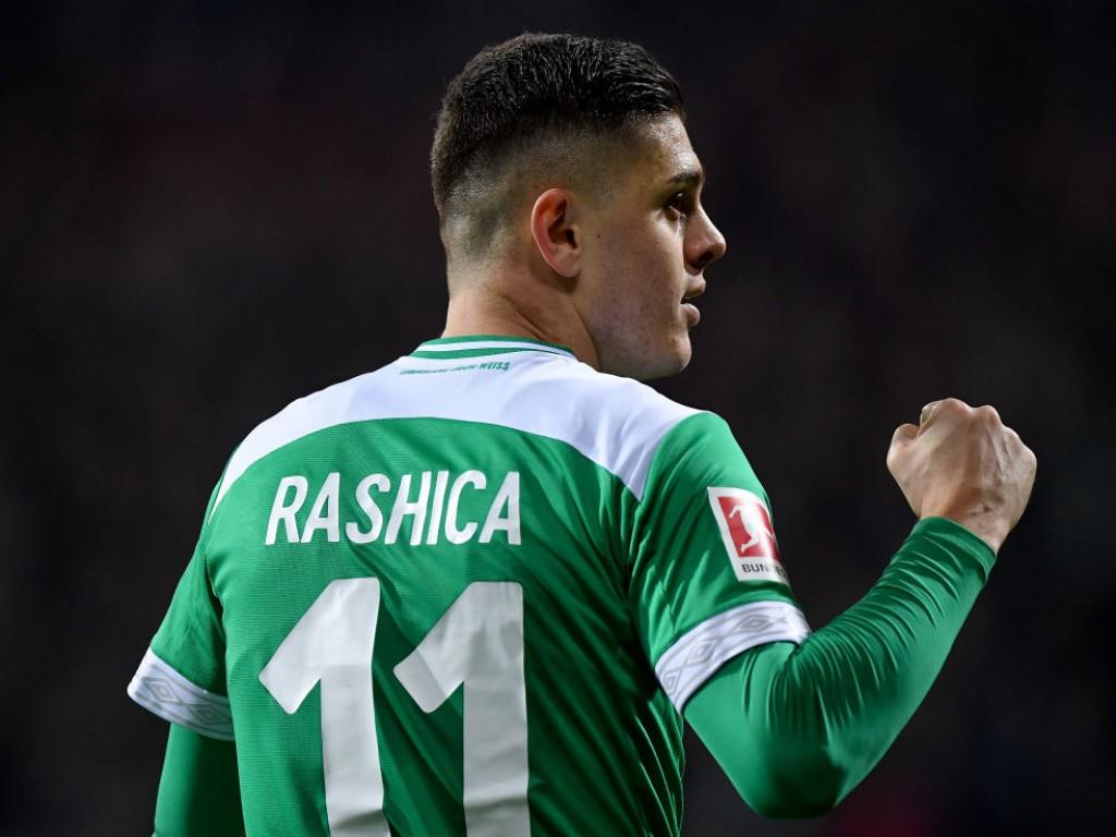 Werder Rashica