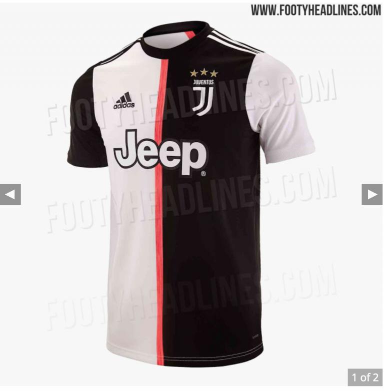 📸 Das neue Juve-Heimtrikot schockiert die Fans