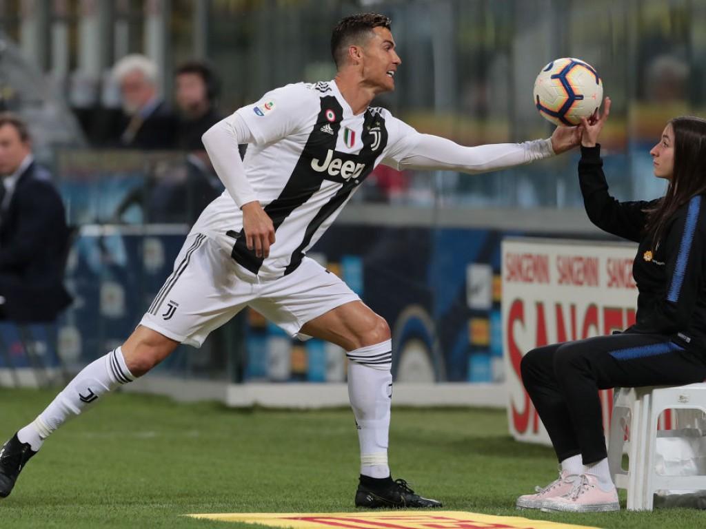 Er Hort Nie Auf Cristiano Ronaldo Erreicht Neuen Meilenstein
