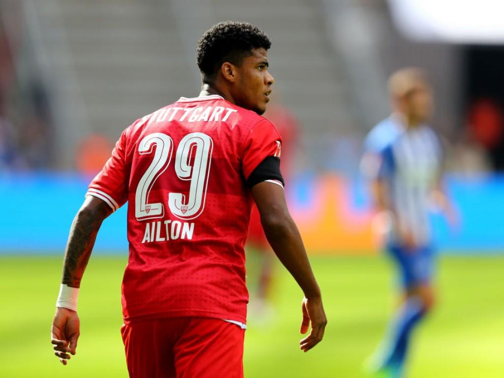 Trotz Bedarf auf der Position: Aílton hat in Stuttgart keine Zukunft