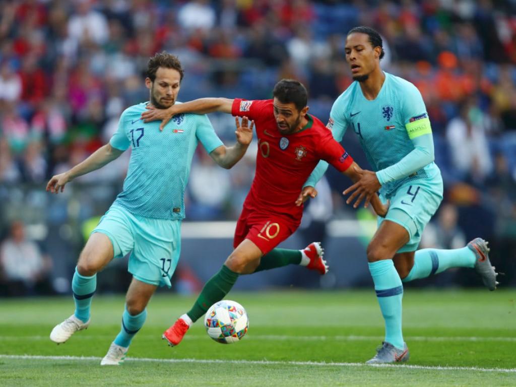 Portugal Niederlande Nations League