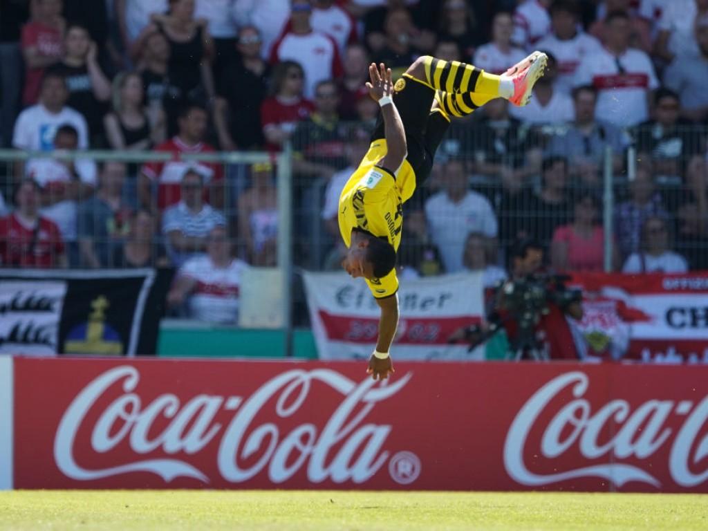 Club bestätigt Verpflichtung von BVB-Youngster Besong