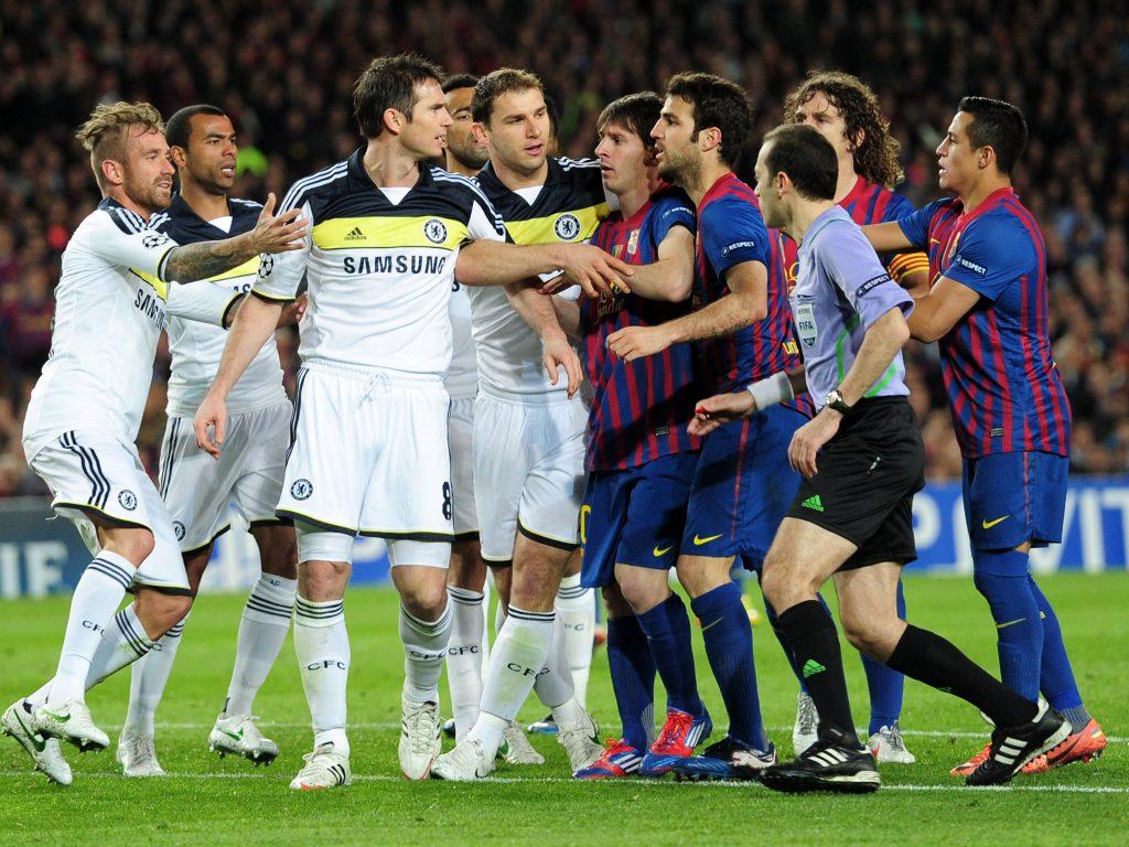 📸 Barça verarscht Chelsea auf Twitter und wird gnadenlos ausgekontert