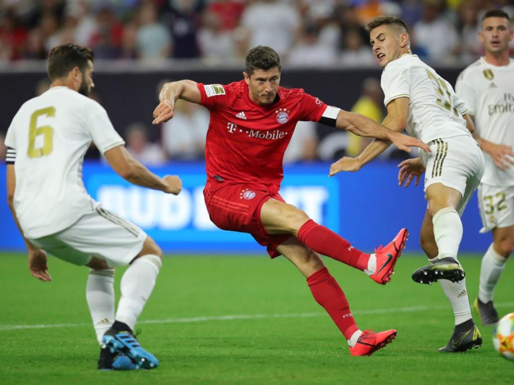 🎥 ICC Highlights: Bayern zerlegt Real, Ullreich sieht Rot