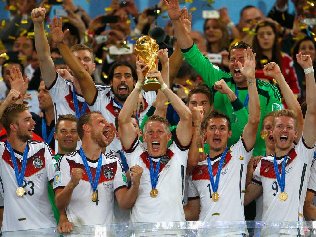 📸 Heute vor fünf Jahren: So schwelgen die WM-Helden in Erinnerungen