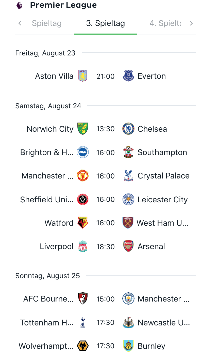 🎥 Ab sofort bei uns: Die Sky-Highlights der Premier League im Video