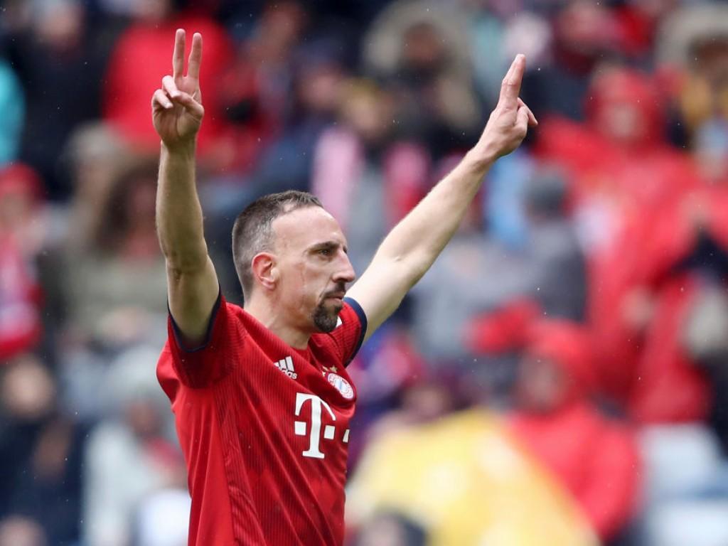 📸 Ribéry ist bereit: Franzose heizt Gerüchte um seine Person an