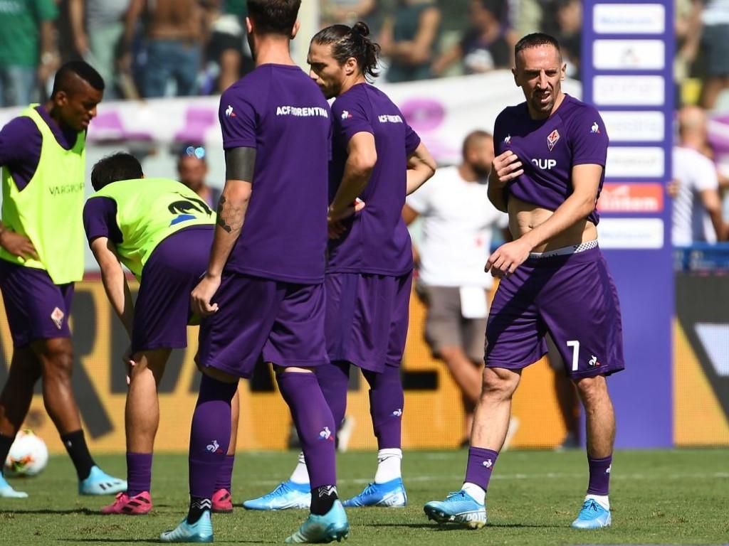 🎥 So genial stimmten sich die Fiorentina-Fans auf Ronaldo und Co. ein