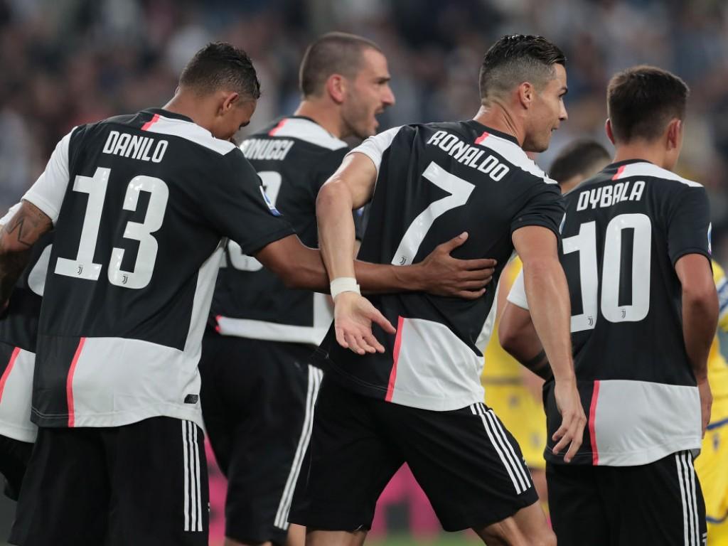 Ronaldo rettet Juventus Turin bei Buffons Rekordspiel