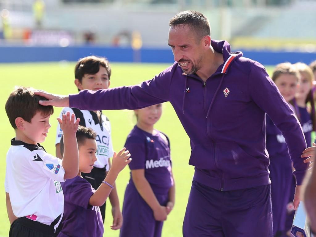 🎥 Sein eigener Sohn! Ribéry kennt keine Gnade