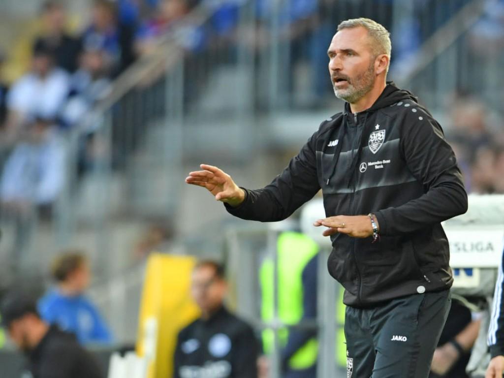 """Walter hat Kiel noch im Herzen, aber """"der VfB ist jetzt meine Heimat"""""""