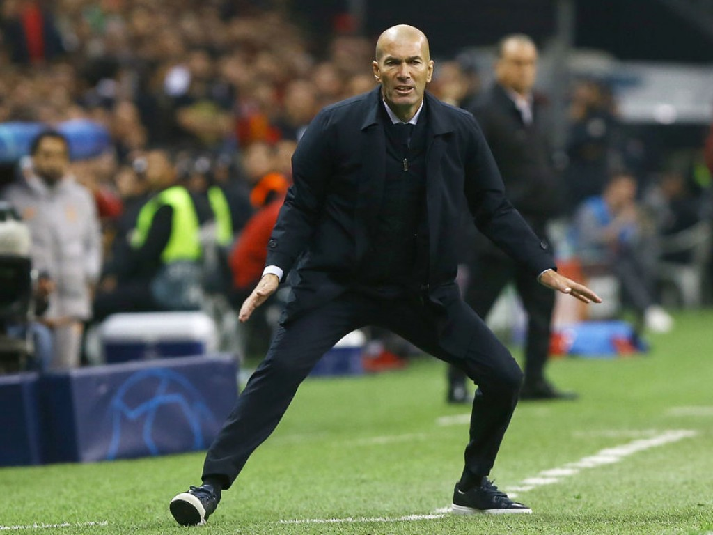 """Zidane feiert Courtois: """"Hat uns gerettet"""""""