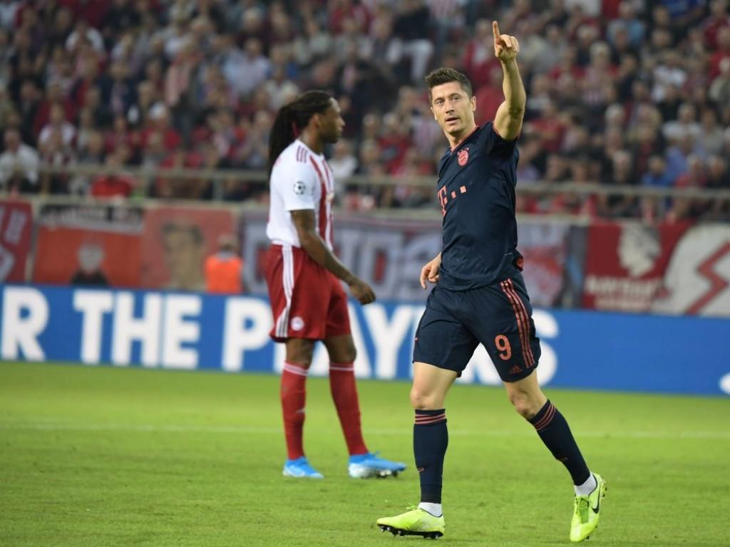 🔝 Lewandowski nun in den Top 5 der erfolgreichsten Torschützen der CL