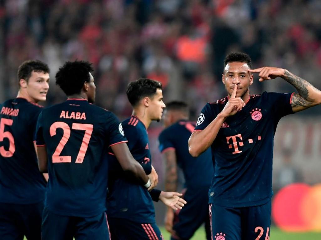 Bayern dreht Partie in Piräus, Real besteht am Bosporus