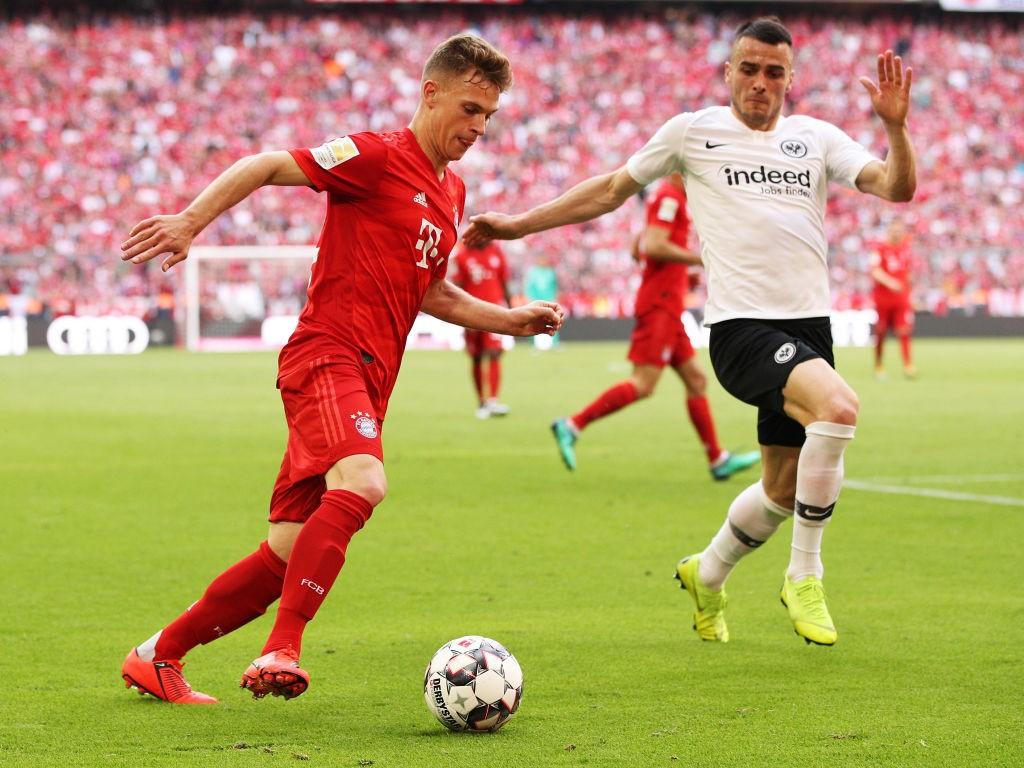 🚨 Ligaspiel zwischen Frankfurt und Bayern wird im Free-TV gezeigt