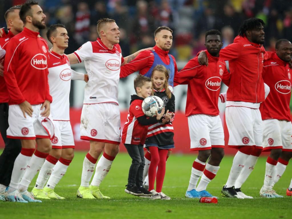 📸 So stärkt Fortuna Düsseldorf seine Teamchemie