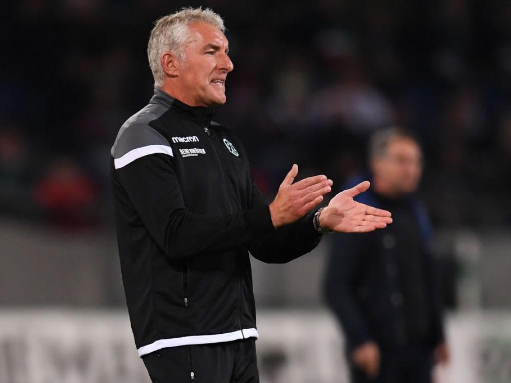 """Slomka sieht Hannover zum Saisonende """"zwischen Platz zwei und fünf"""""""