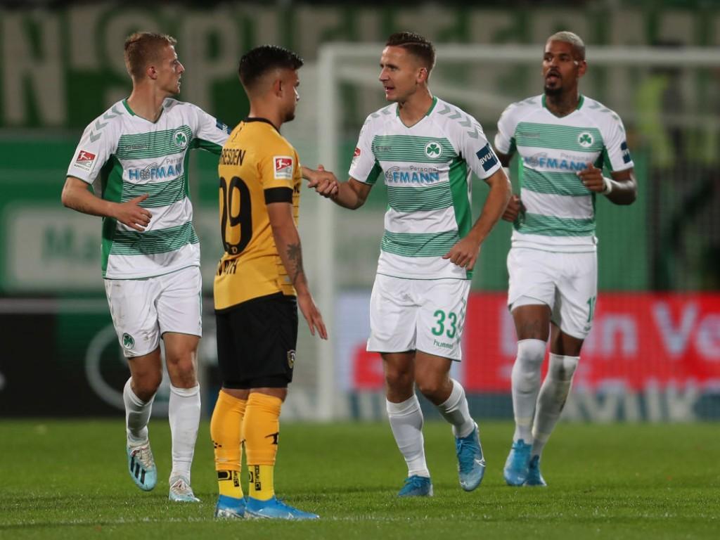 """""""Wir sind Dynamo und ihr nicht"""": Dresdener Fans mit klarer Botschaft"""