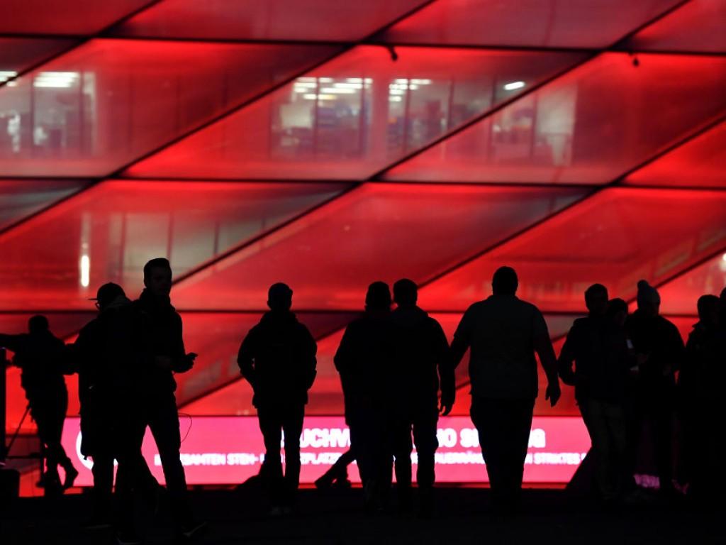 Richtigstellung zum Bayern-Banner am Wochenende
