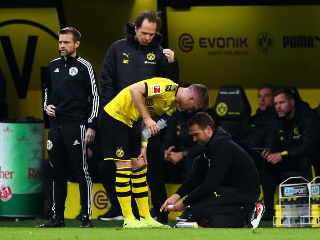 Fokus auf Regeneration: Reus sagt Löw und der Nationalmannschaft ab
