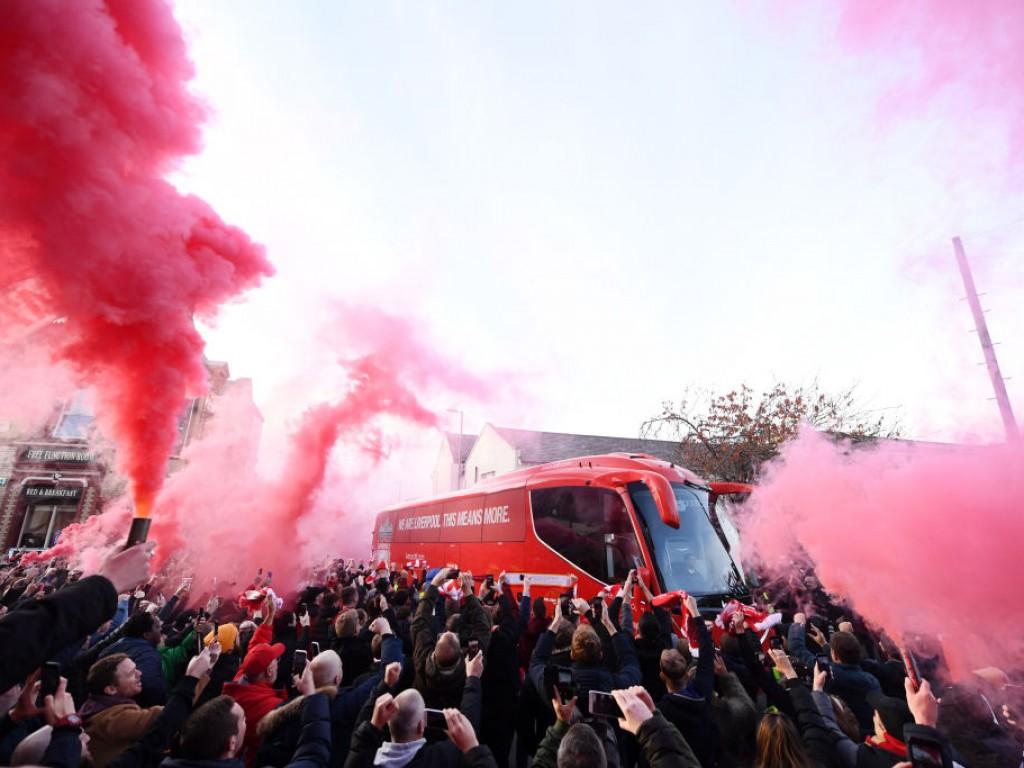 🎥 Die Luft brennt: So heiß sind die Liverpool-Fans aufs Top-Spiel