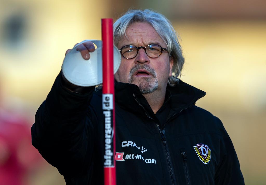 """""""Hätte, wäre, könnte"""": Scholz """"enttäuscht"""" von Remis gegen Sandhausen"""