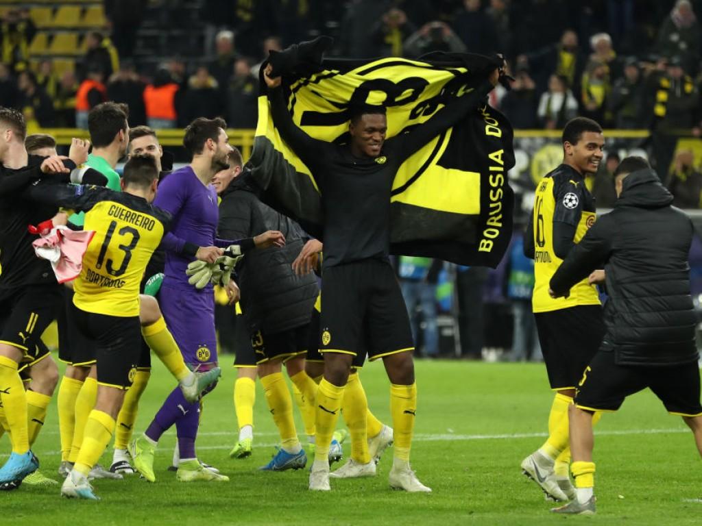 BVB, FCB, RB dabei: Diese Teams stehen außerdem im CL-Achtelfinale