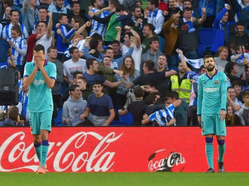 Ex-Dortmunder Isak klaut Barcelona zwei Punkte