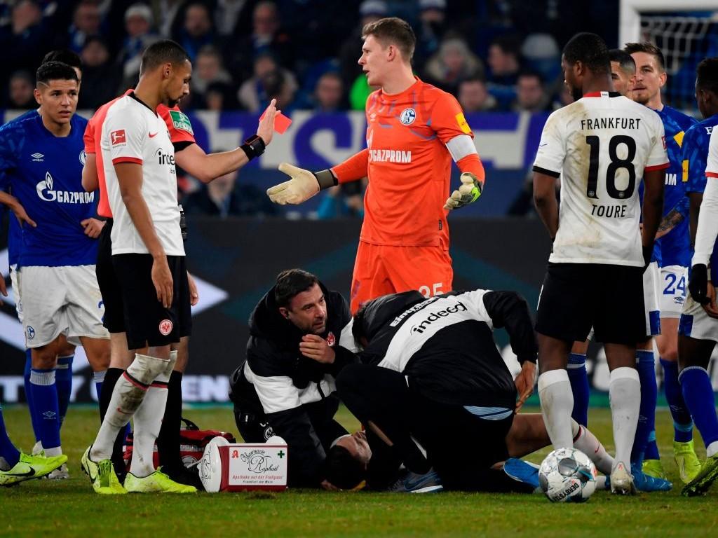 🚑 Das ging schnell: Frankfurt bestätigt Verletzung von Gaćinović