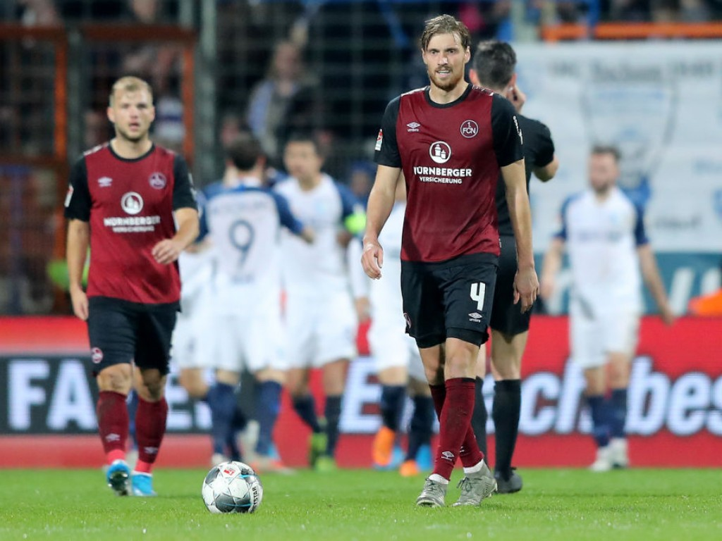 FCN-Verteidiger Sörensen will in Stuttgart Wehen Wiesbaden nacheifern