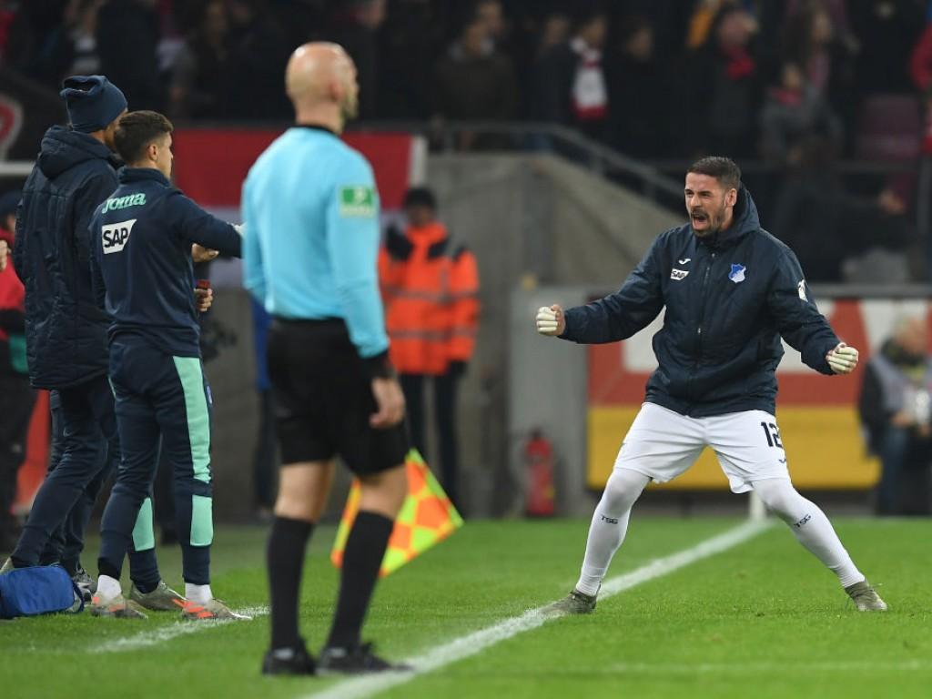 👴🏼 Hoffenheim-Keeper stellt Vereinsrekord bei Bundesligadebüt auf