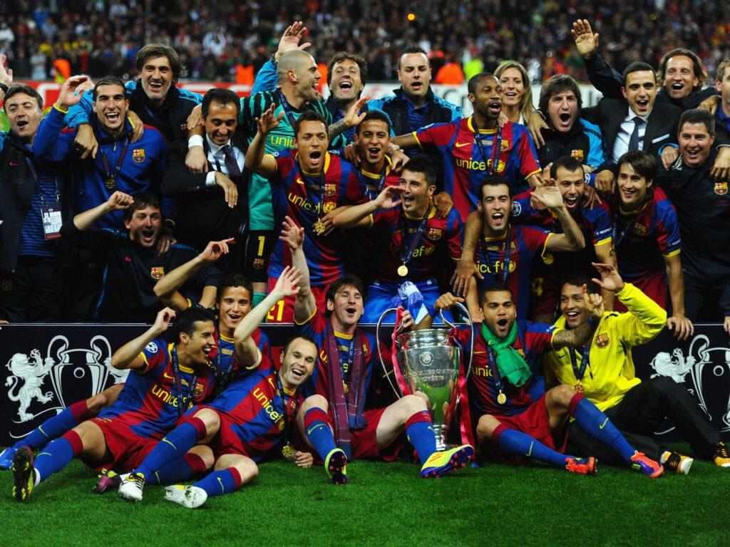 1 Fc Barcelona