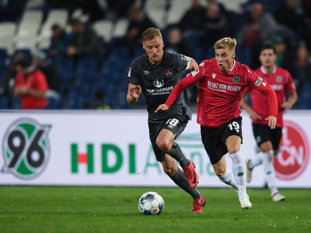 Hannover verleiht Hansson zurück in die Niederlande