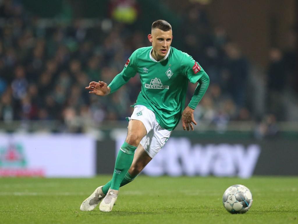So schnell war Maxi Eggestein von Werder-Neuzugang Vogt überzeugt