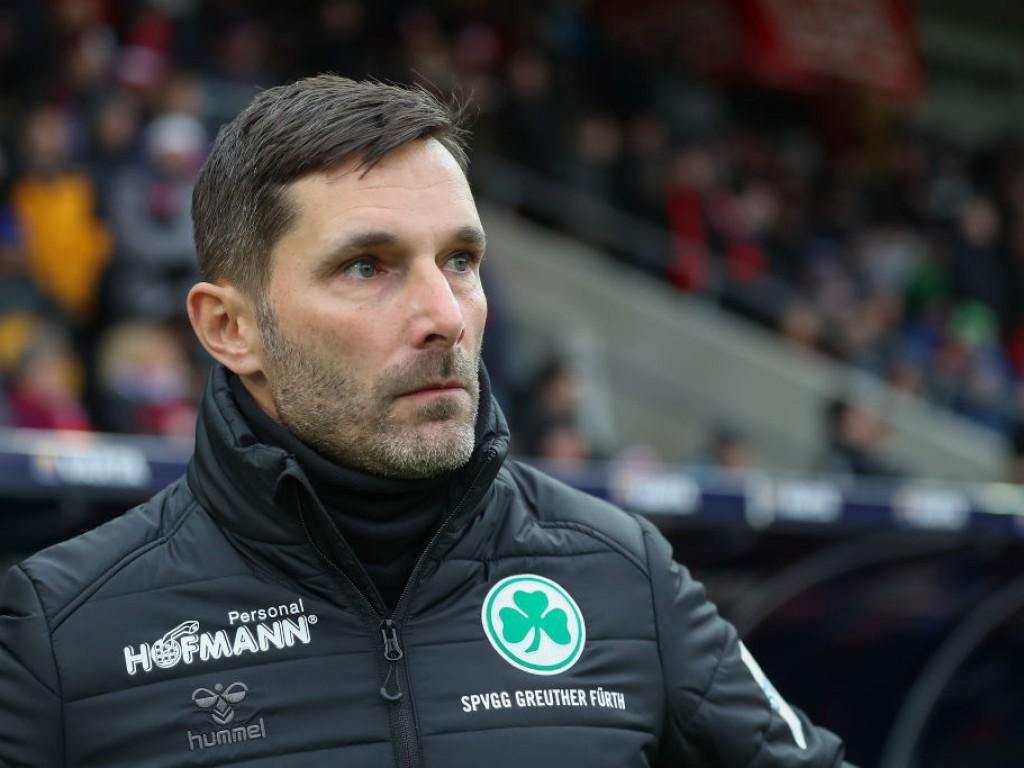 """Fürths Coach Leitl will sich """"nicht nur nach dem VfB richten"""""""