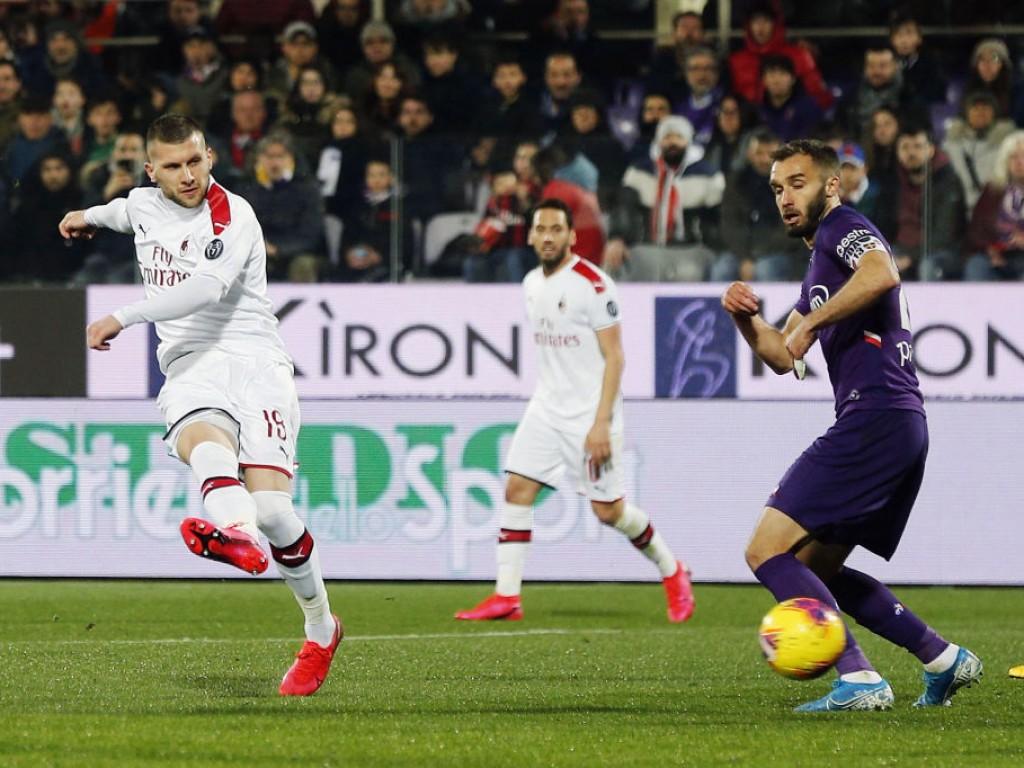 🎥 Trotz nächstem Rebić-Treffer: Milan nur Remis gegen Florenz